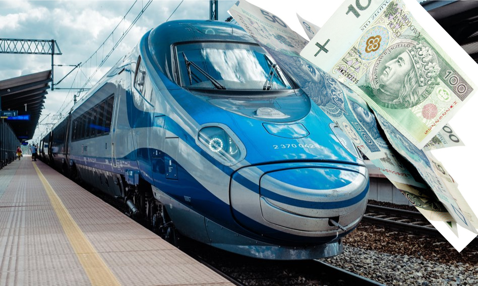 Read more about the article PKP Intercity S.A. – Nagrody zamiast podwyżek